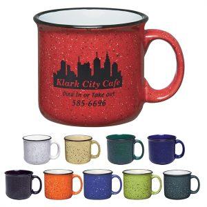 Campfire Ceramic Mugs